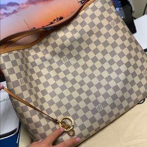 Louis Vuitton Delightful bag MM